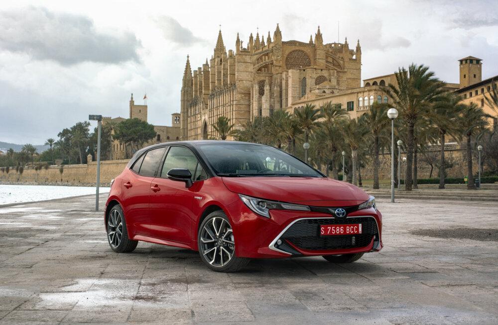 PROOVISÕIT | Toyota Corolla on tagasi