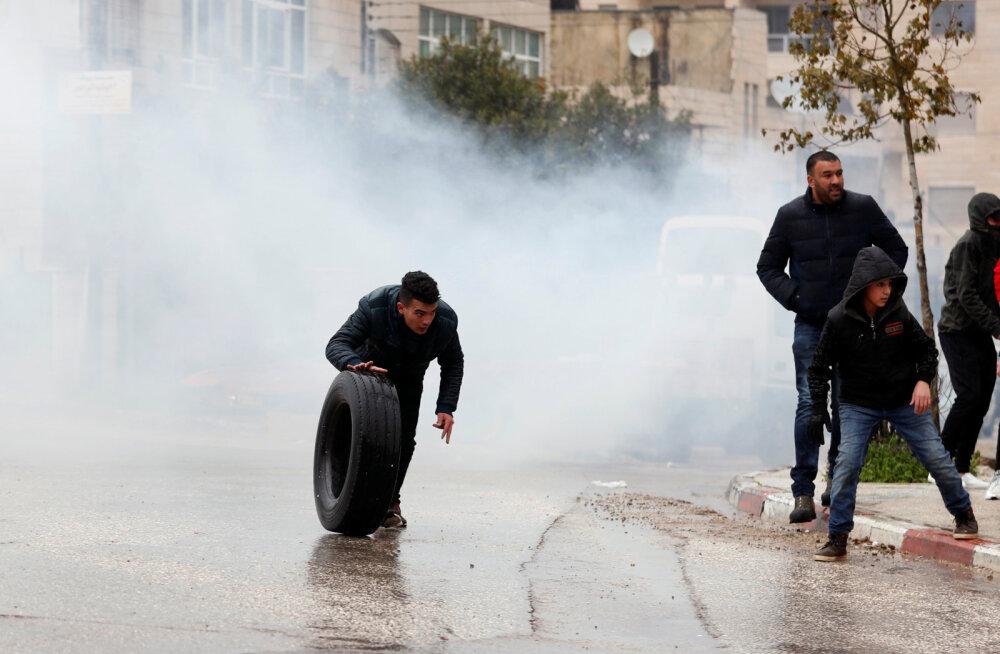 Eesti politseinik Palestiinas: kohalike tänusõnad on igapäevased