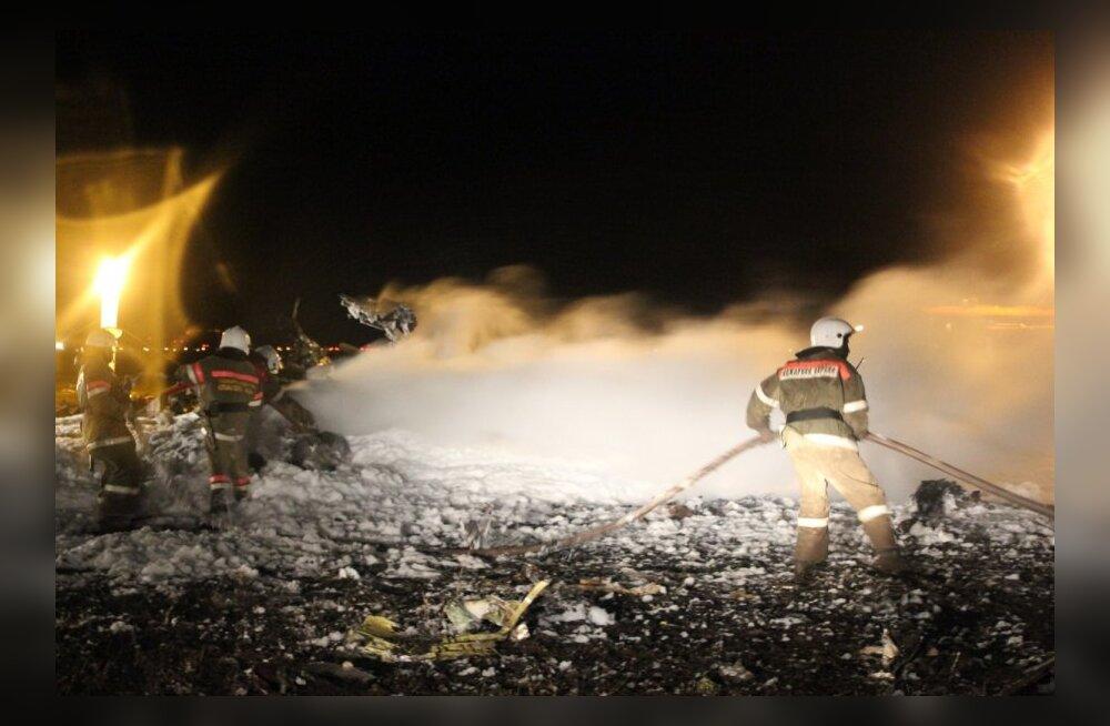 Venemaa päästjad tegutsemas. Pilt on illustreeriv.