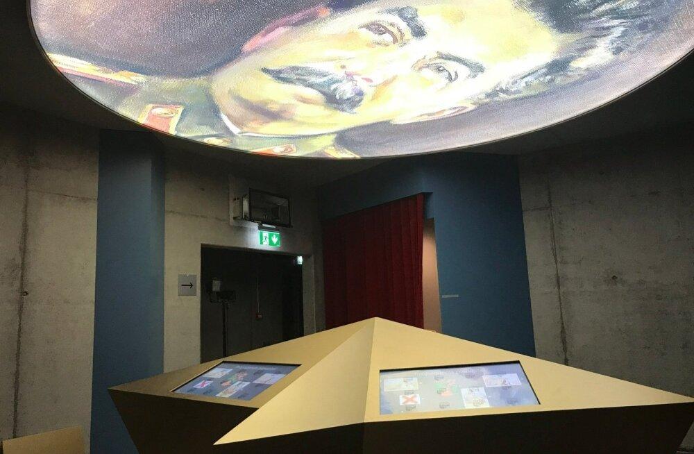 ФОТО: Первые снимки новой экспозиции Музея оккупаций и свободы