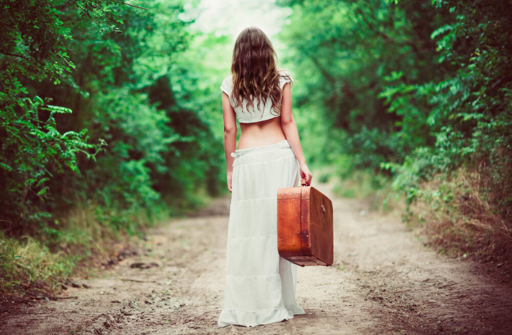 Meil on kõigepealt vaja iseennast kaotada, et saaksime leida oma tõelise mina