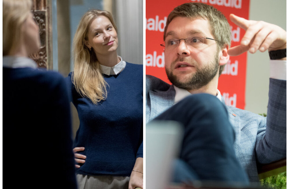 Kas punane käsi suunas erakondi ühiselt Kanal 2 valimisdebatti boikoteerima?