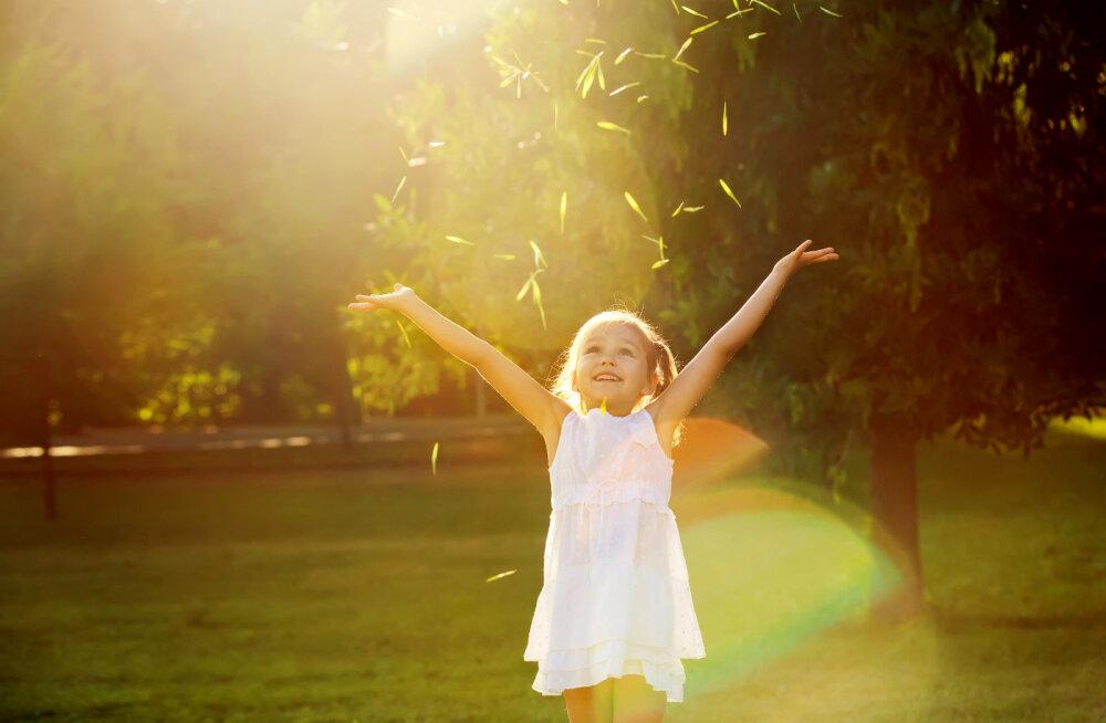 3 armsat nõuannet, kuidas saad oma lapse panna hästi käituma