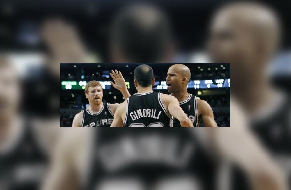 Manu Ginobili, NBA