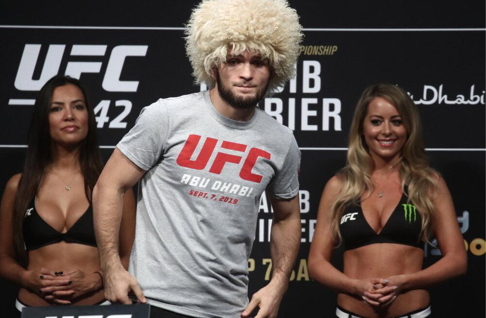 UFC boss ei jäta jonni! Nurmagomedov naaseb võitlusringi, aga ürituse asukoha osas valitseb salapära