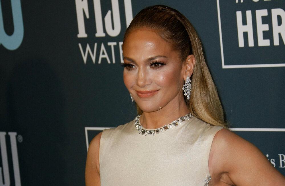 Lõpuks teada! Jennifer Lopez paljastas oma ikoonilise hüüdnime J.Lo päritolu