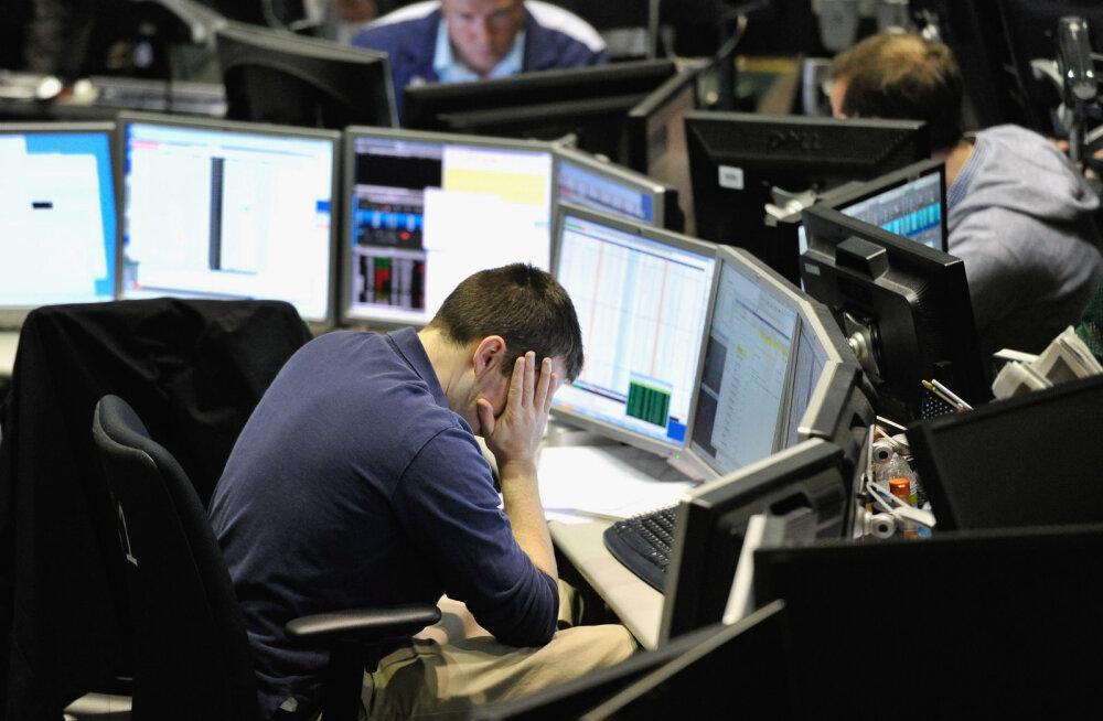 Ei mingit krahhi silmapiiril: Wall Streeti hirmuindeks on 20 aasta madalaimal tasemel