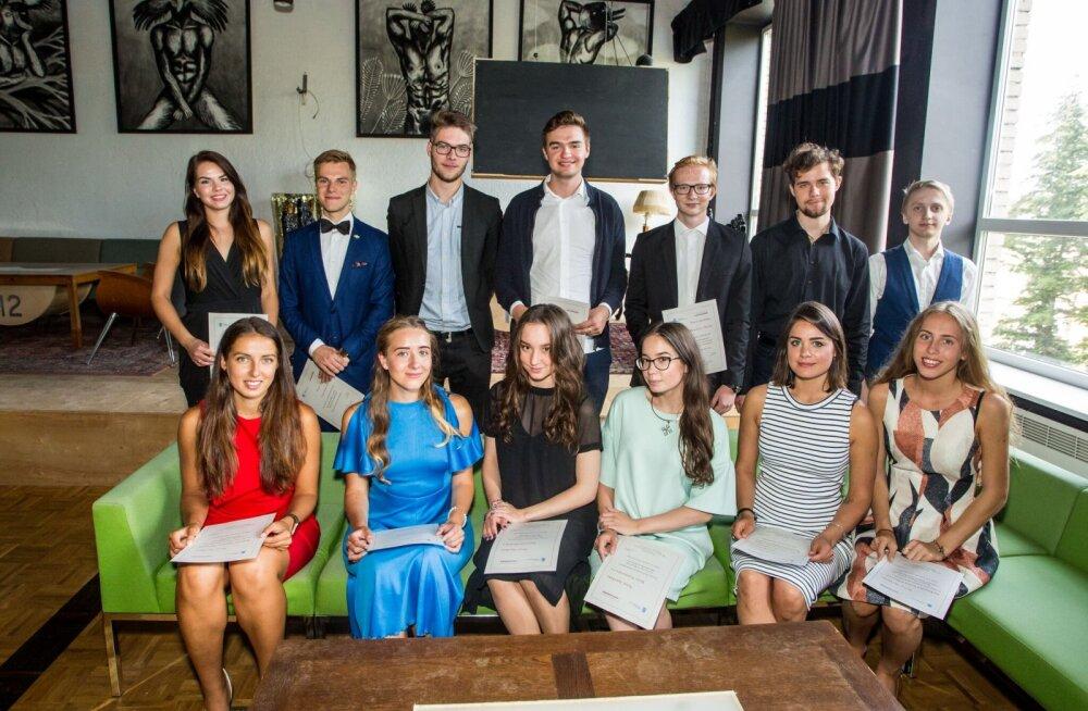 Эстония отправит на учебу в лучшие вузы мира 20 молодых талантов