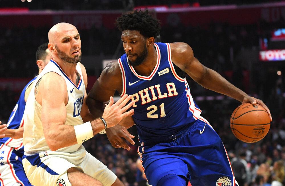 VIDEO | Thunder alistas Lakersi vaatamata Westbrooki järjekordsele kehvale viskepäevale, Davis tegi Pelicansi eest hiilgemängu