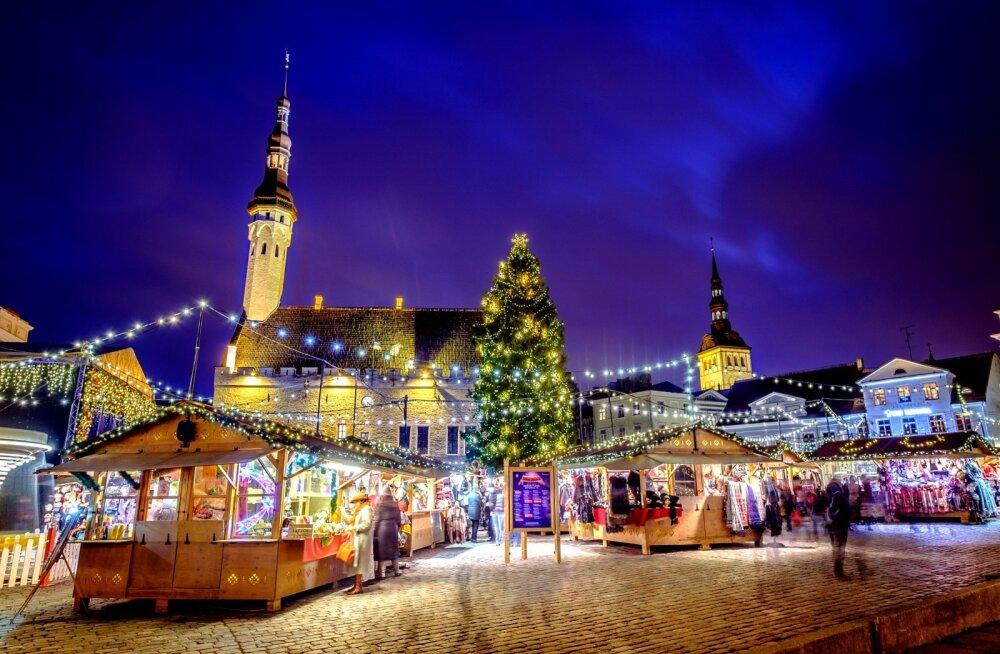 10 самых популярных городов Эстонии среди жителей Петербурга