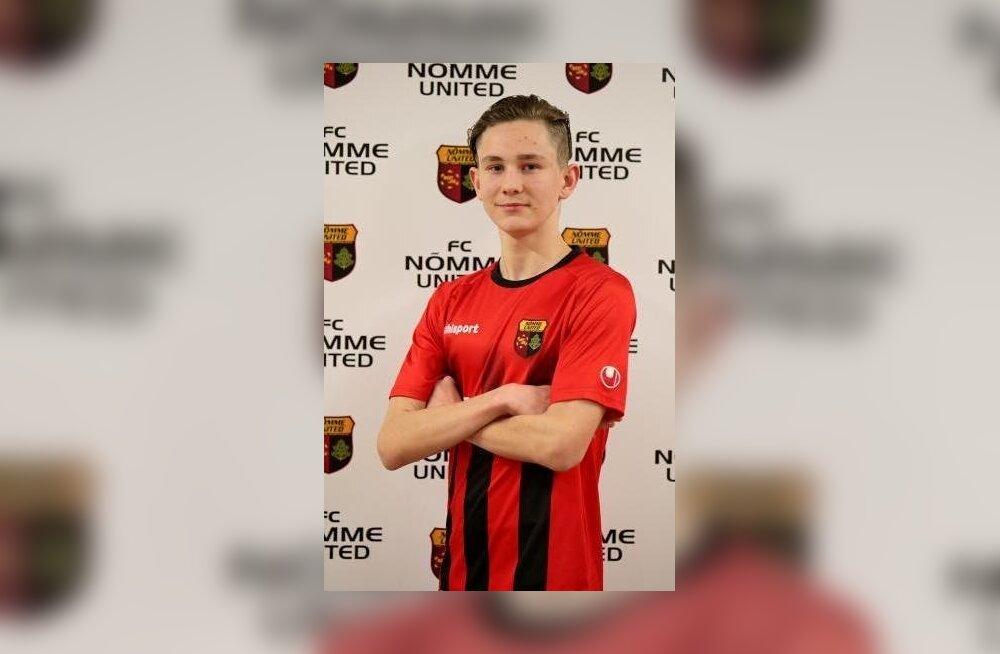 VIDEO   Eesti noortekoondise jalgpallur sai esiliigamängus tõsiselt vigastada