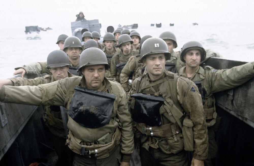 """Kõigi aegade parim sõjafilm """"Reamees Ryani päästmine"""" esilinastub peale 20 aastat taas Eesti kinos"""