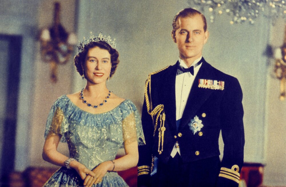 FOTO   Karmid süüdistused! Kas see ongi kuninganna Elizabeth ll väidetav sinivereline armuke?