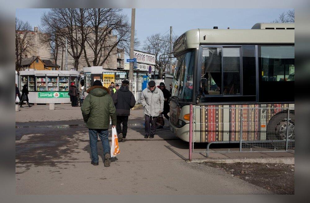 Andres Puskar: Kas sinu laps julgeks Balti jaama taga bussi oodata?