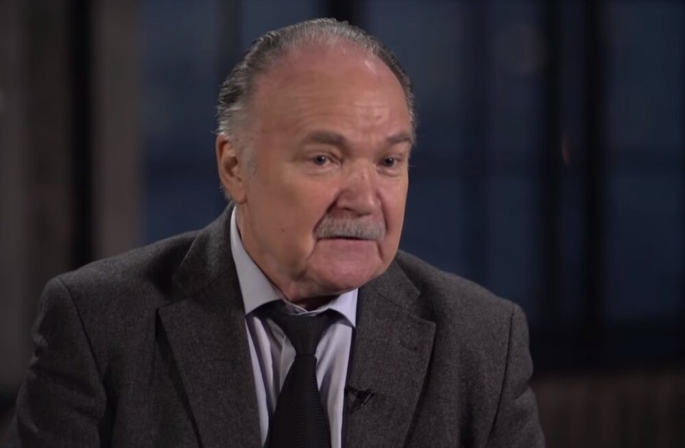 Умер актер и последний министр культуры СССР Николай Губенко