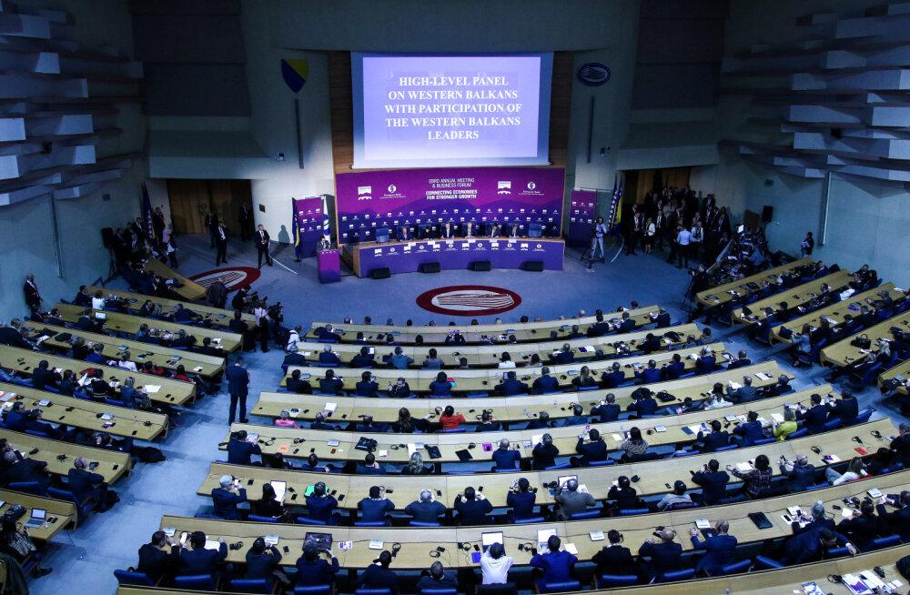 ENPA toetas Krimmi annekteerimise kiuste Vene delegatsiooni õiguste taastamist