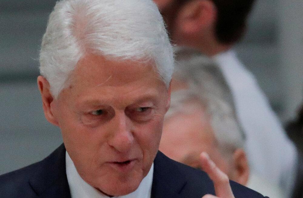 Bill Clinton külastab Ahvenamaad! Teda võõrustab sealne miljonär