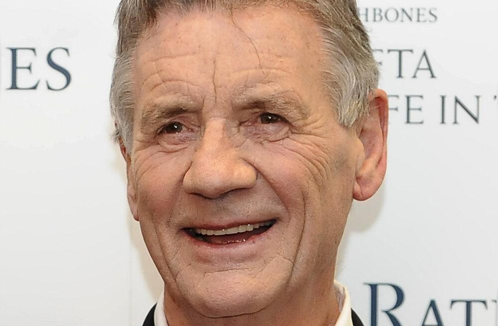 Monty Pythoni liige Michael Palin nõuab kuninganna Elizabeth II aumedali disaini muutmist, kuna see sarnaneb George Floydi tapmisele
