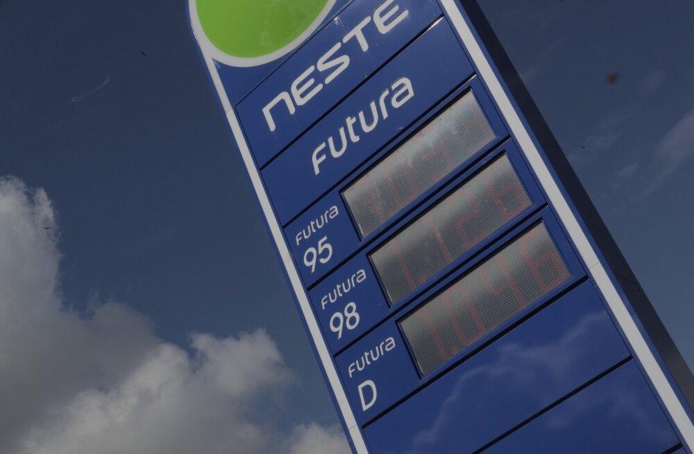 Tanklates täna hinnasõda: Neste kukutas varahommikul kütuse hulgihinna tasemele