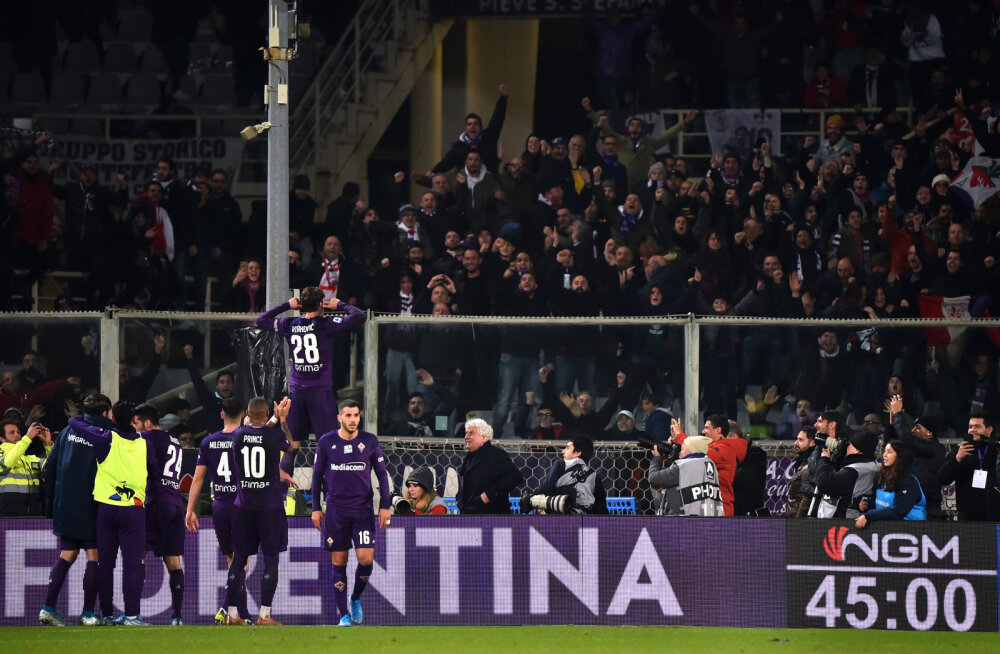 Kahte Itaalia jalgpalliklubi tabas uus koroonaviiruse laine