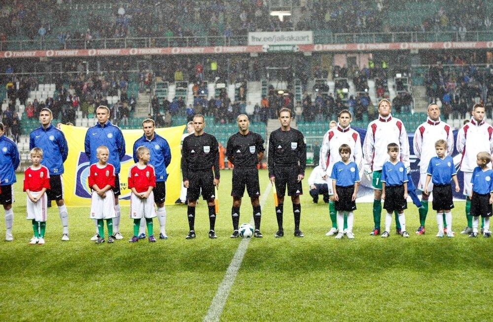 Eesti - Ungari MM valikmäng