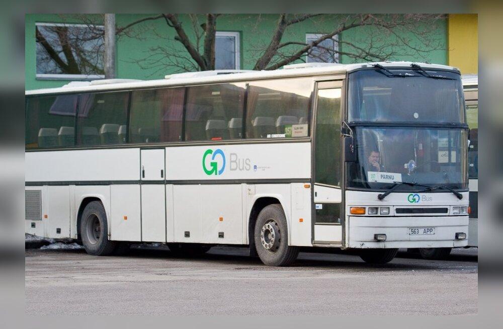 GoBusi bussijuhid kaaluvad taas streiki: vaata, kui palju nad teenivad