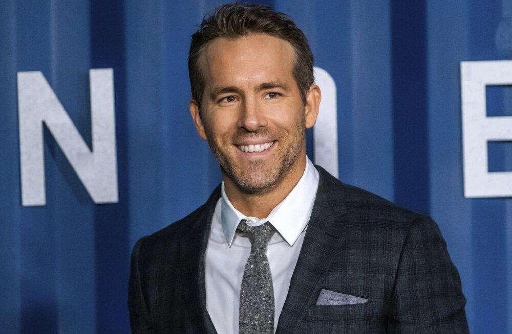 Ryan Reynolds taaskäivitas rivaliteedi Hugh Jackmaniga ja lohutas tema naist