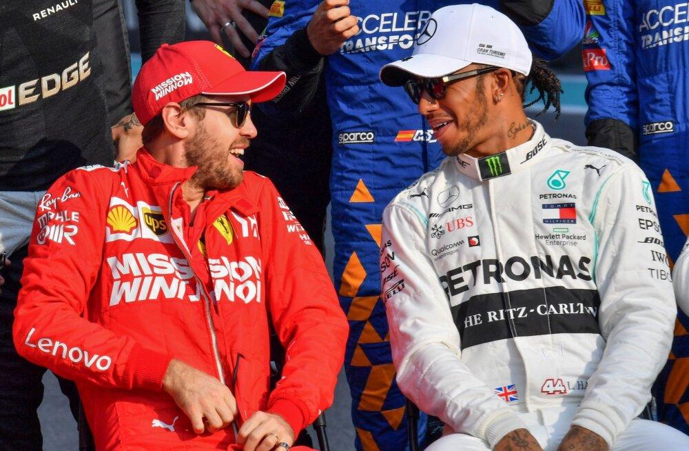 Sebastian Vetteli torge ajakirjanike pihta: tundub, et lähen juba järgmisel aastal puhkusele