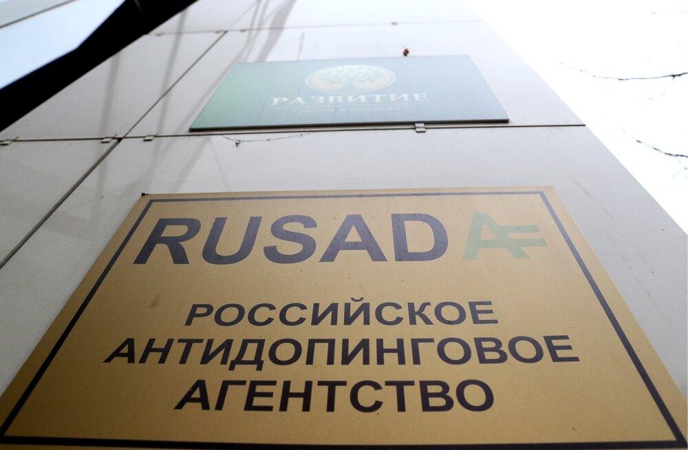 Venemaa antidopingu agentuuri ja kogu riigi spordi kohal on väga tumedad pilved.
