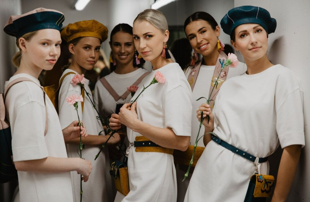 Estonian Fashion Festival ja Antoniuse moeetendus 2019