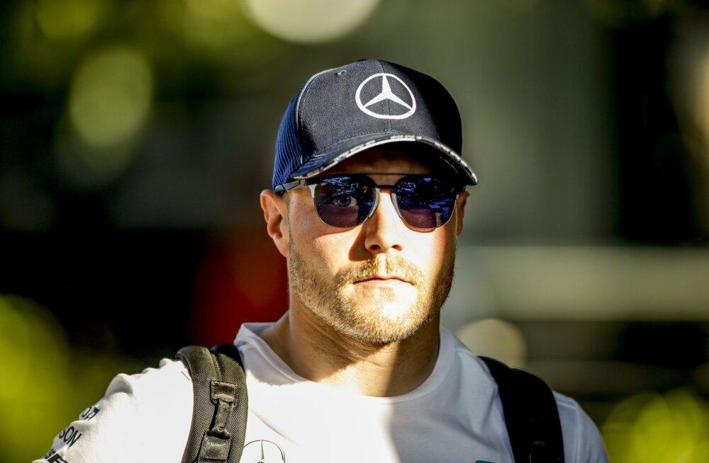 Renault alustas Valtteri Bottasega läbirääkimisi