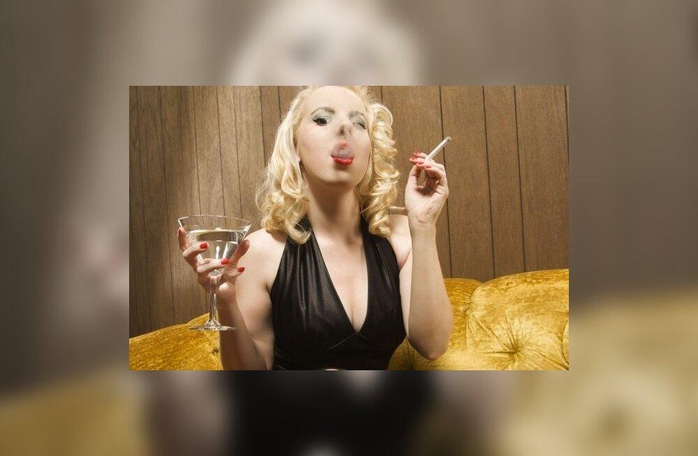 Kui õige lõpetaks selle sigareti pahvimise?