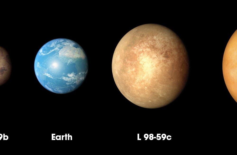 Planeedijahtija avastas väikseima senileitud eksoplaneedi, mis võib aidata mõista Veenuse saladusi