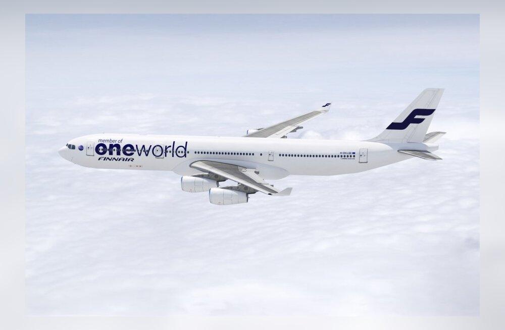 Finnair lisab Bangkoki liinile kolm uut lendu