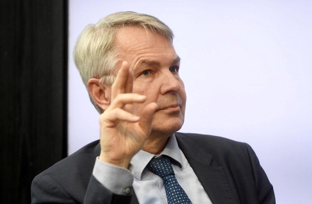 """Soome välisminister: """"Balti mull"""" loodi liiga vara"""