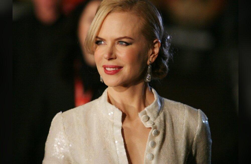 Nicole Kidman: tundsin Oscarit võites end meeletult üksikuna