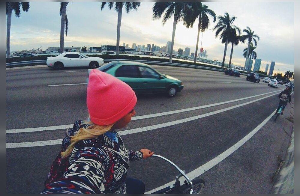 Cycling @Miami