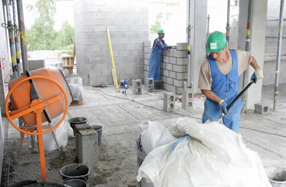 Ukraina võõrtöölised Eestis