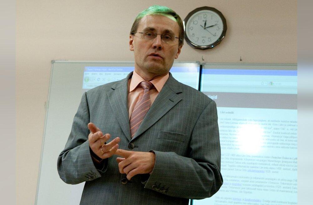 ФОТО: Лукас провел урок в русской школе