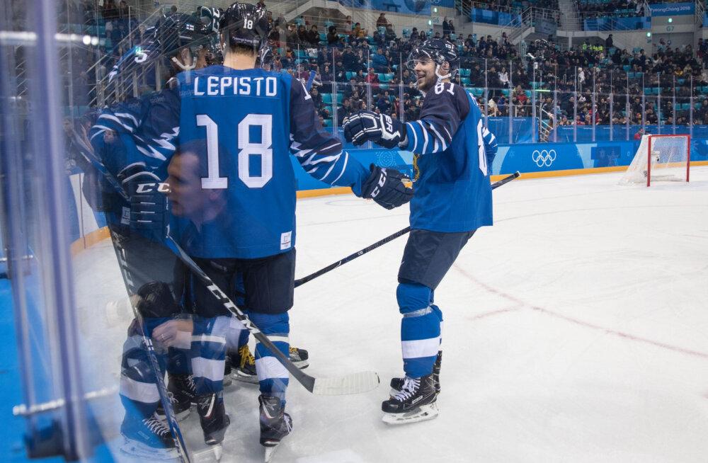 Soome tuli norrakate vastu kaotusseisust välja, Rootsi võitis ainult ühe väravaga