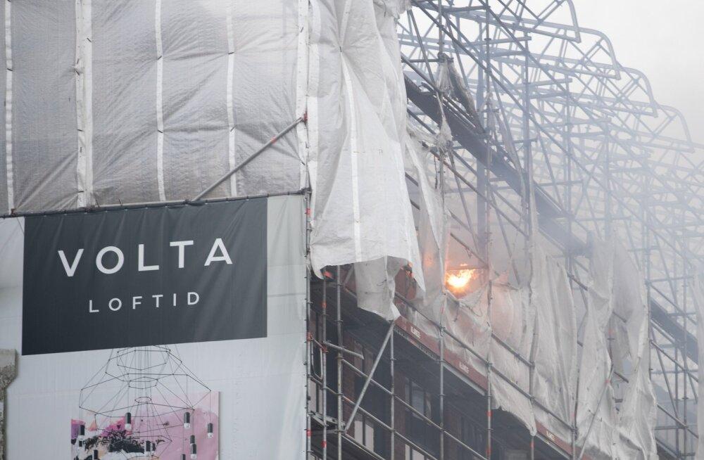 Tulekahju Tööstuse 47 D, Volta loftid