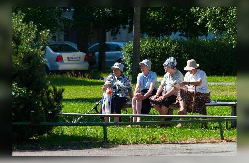 Noor lugeja: vanainimeste kaalutõusu vastu aitab liikumine!