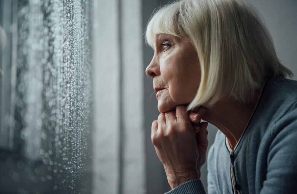Vanad inimesed vajavad depressiivsuse ennetamiseks rohkem tähelepanu