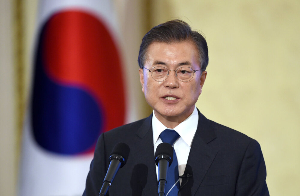 Lõuna-Korea ja USA sõlmisid kokkuleppe, et suurenda Lõuna-Korea raketivõimekust