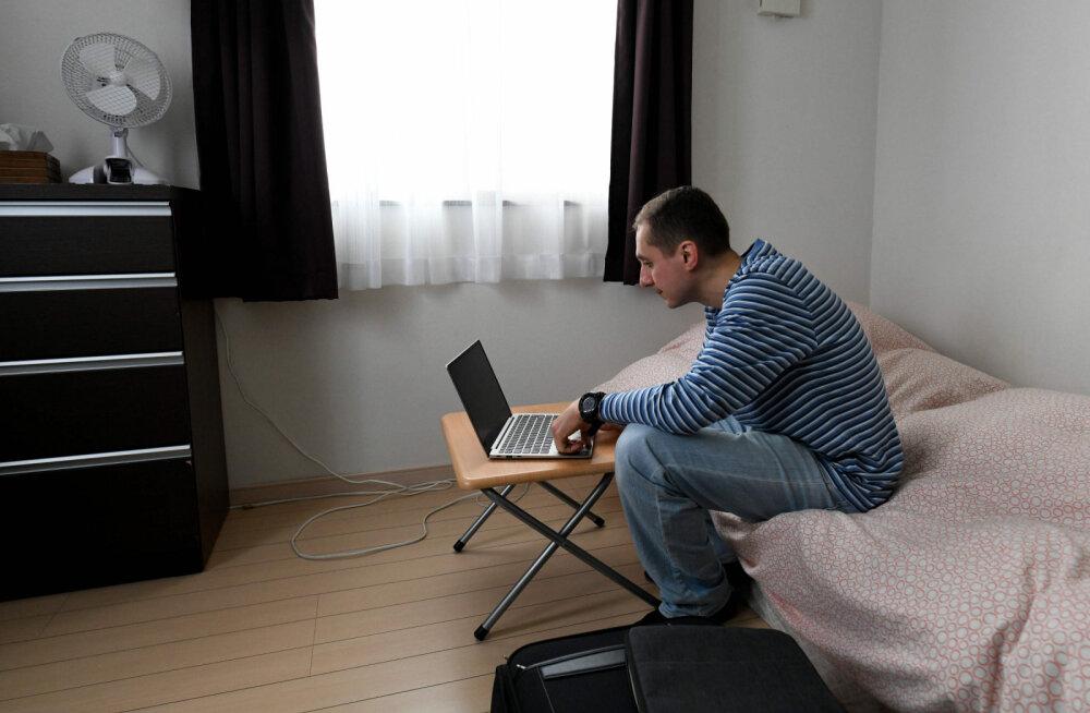 Mis juhtus? Ligi 80 protsenti Jaapani Airbnb-majutajatest kaotasid kuu alguses tegevusloa