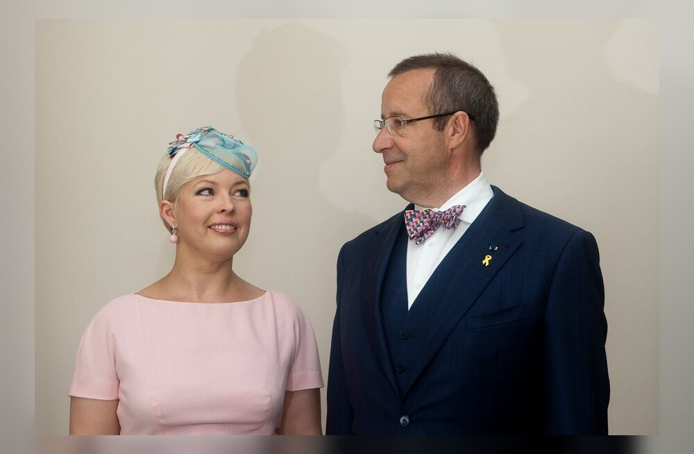 President Ilves läheb koos abikaasaga töövisiidile Iirimaale.