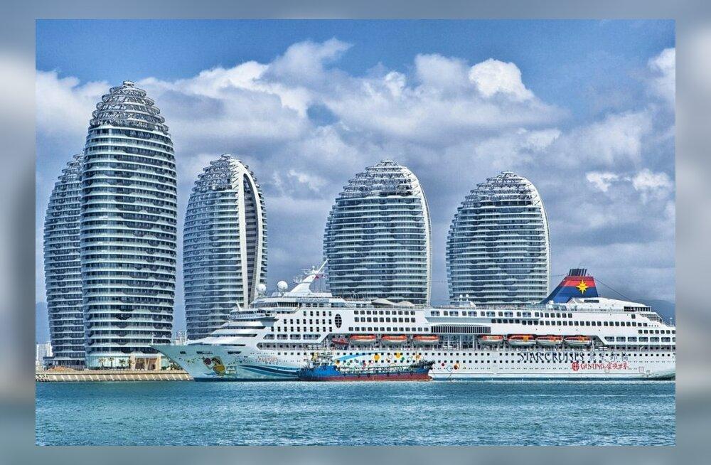 Hiina ehitab Carnivali abiga esimese maailmatasemel kruiisilaeva