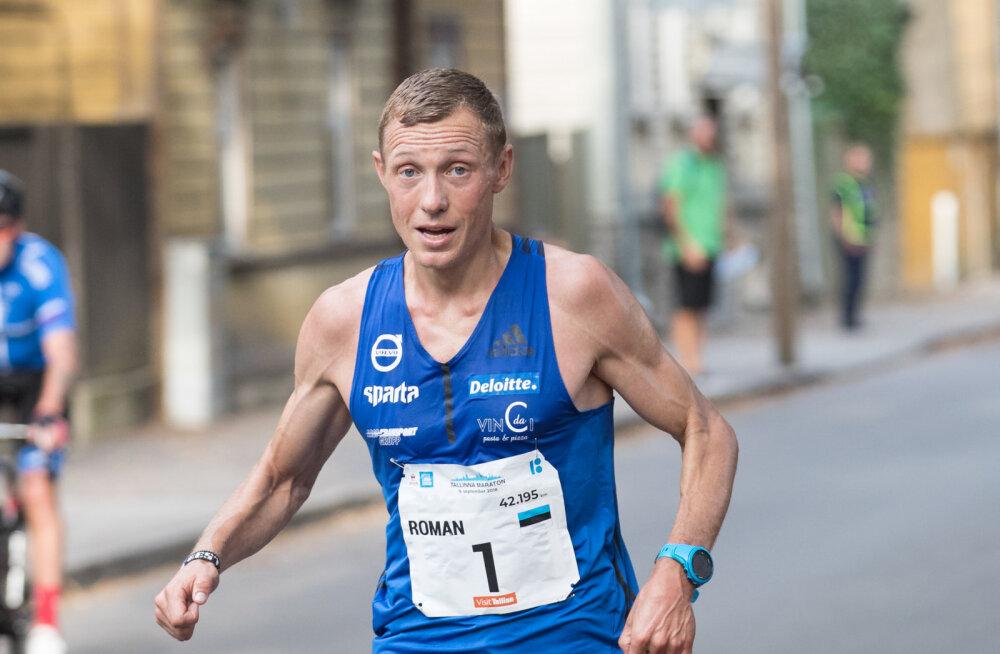 Ümber Viljandi järve jooksu võitsid Roman Fosti ja Liina Luik