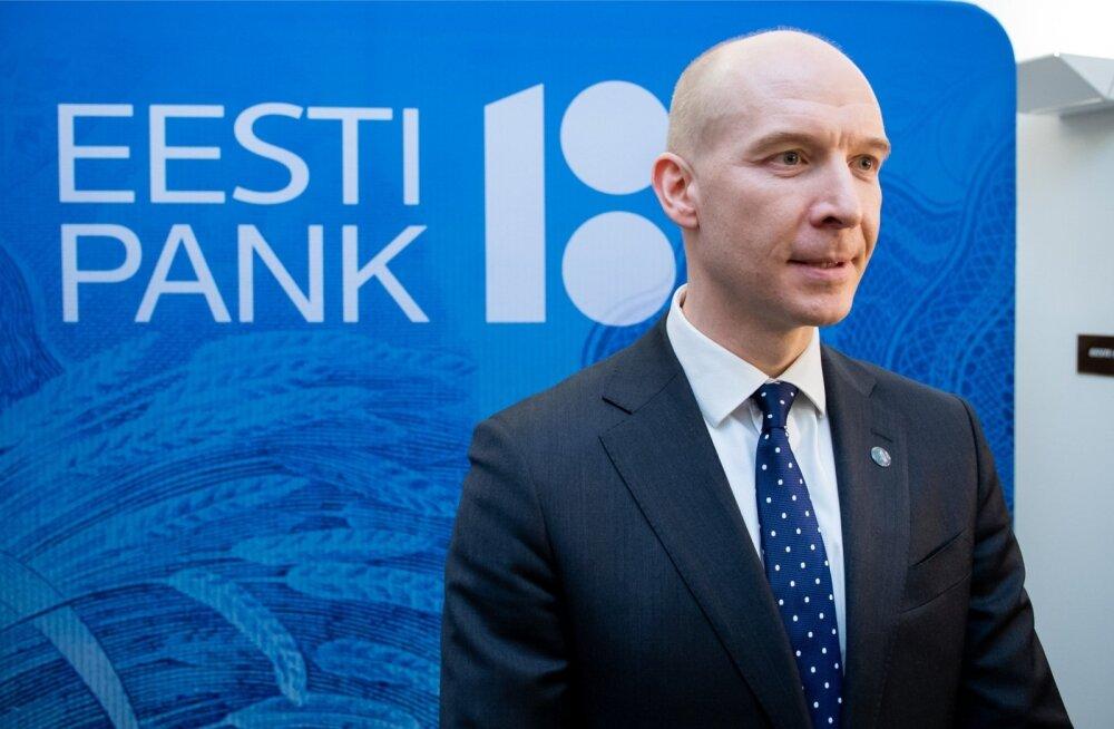 Eesti Panga presidendi kandidaat Madis Müller