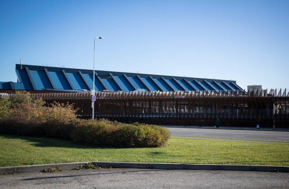 Tallinna Lennujaam. Juurdeehitus